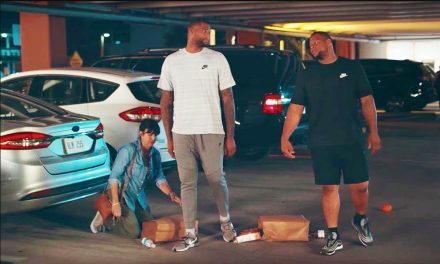Foot Locker Launches Campaign Featuring DeMarcus Cousins And Ndamukong Suh