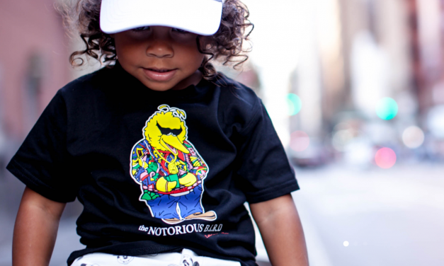 Are Kim And Kanye Leading A Children's Streetwear Revolution? You Bet They Are.