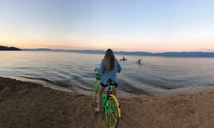 Lake Tahoe Bike Share Gaining Momentum