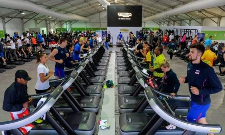 Technogym Appointed Official Supplier To 2017 Athletics World Championships