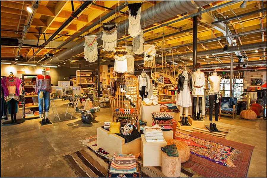 Urban Outfitters Shares Rally After Sales, Earnings Beat
