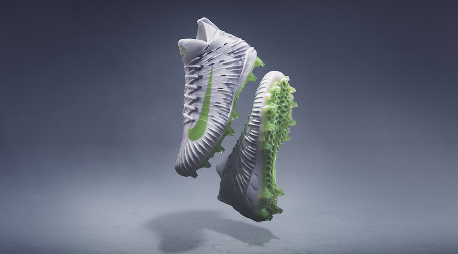 Own The Gridiron With These Outrageous New Cleats