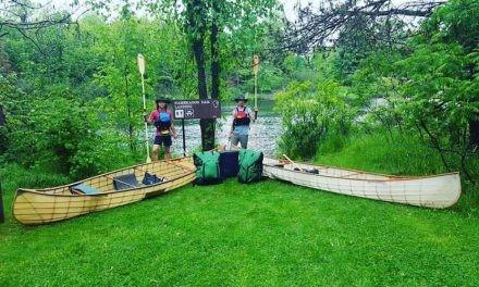 Paddlers Remove 5,000 Pounds Of Trash From Minnesota Rivers