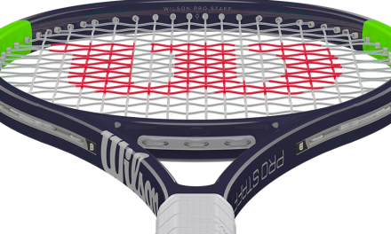 Wilson Launches Custom Racket Shop