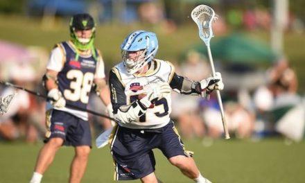 Cascade Lacrosse Sponsors National Prospect Elite 80