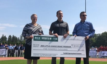 Dick's Sporting Goods Donates $500000 To Little League Programs