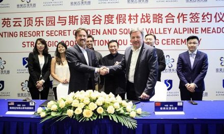 Squaw Valley Alpine Meadows Reaches China Marketing Deal