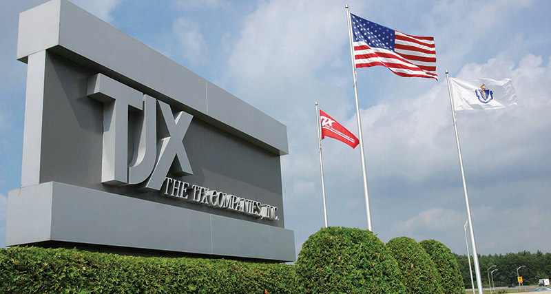 TJX Cos. Finding Off-Price Formula Appealing To Youth