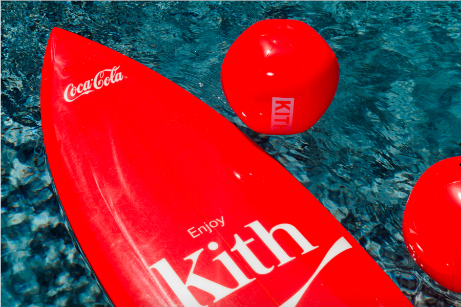 Collaboration #2: Kith x Coca Cola