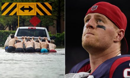 Texas Athletes And Teams Unite For Hurricane Relief