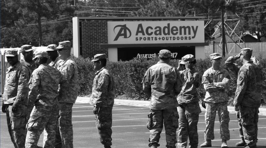 Academy Providing More Than $2.5 Million In Hurricane Harvey Aid