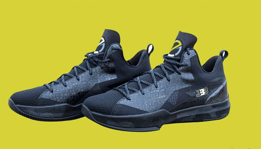 Big Baller Brand Re-Designed Lonzo Ball's Sneakers