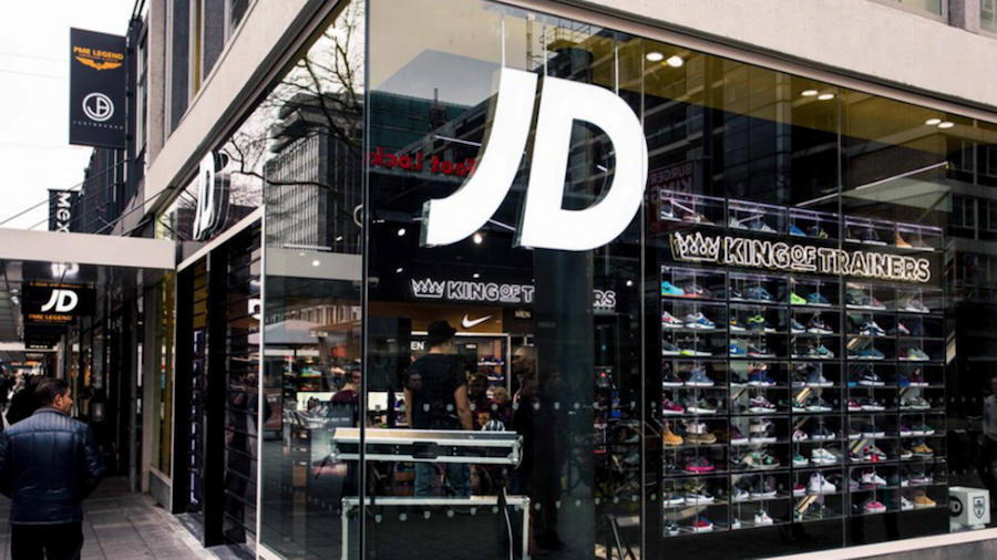 JD Sports First-Half Profits Climb