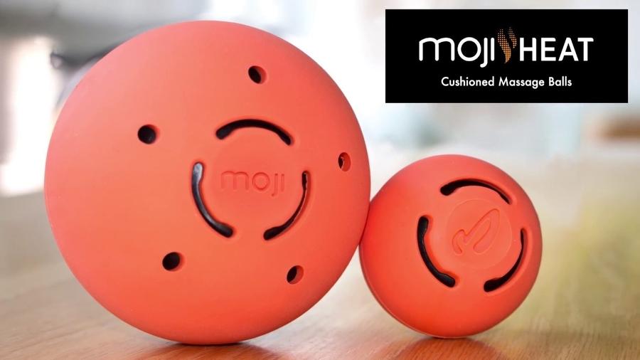 Moji MojiHeat 4″ Massage Ball