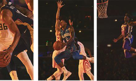 Nike's Fresh NBA Socks: All In The Details