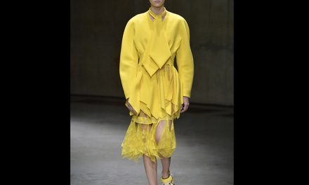 Crocs Debuts Christopher Kane Runway Collab At London Fashion Week