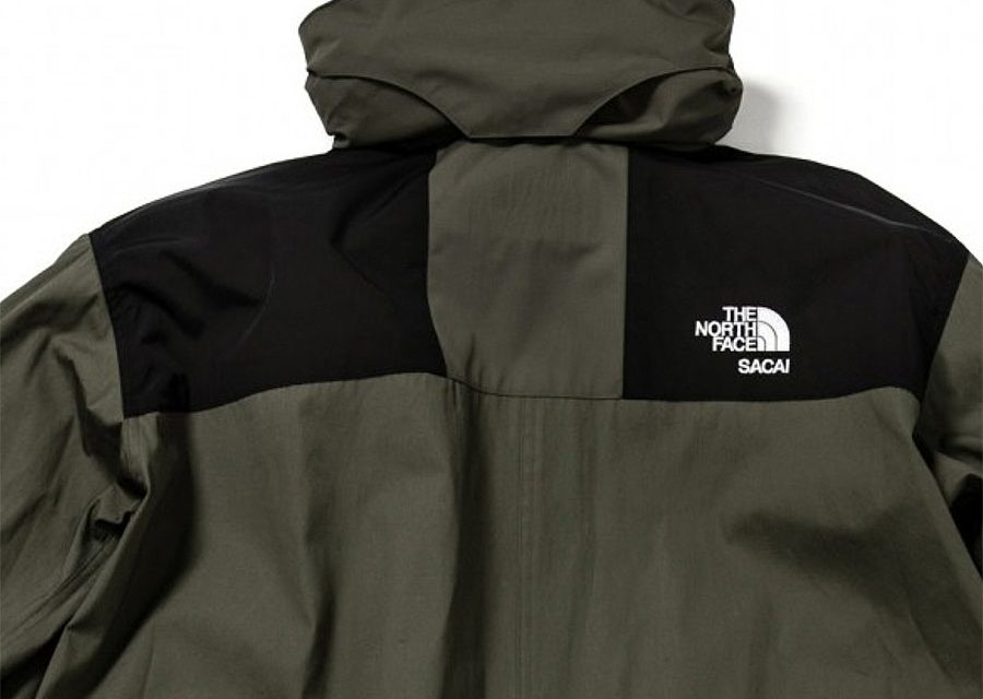 Item Of The Day: The North Face x Sacai = High Fashion
