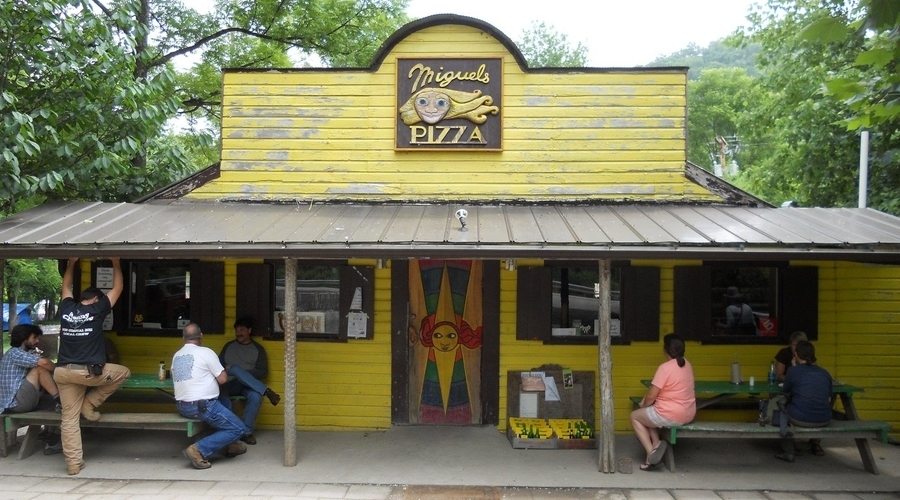 Giving Back: Miguel's Pizza Is At The Heart Of Red River Gorge Climbing