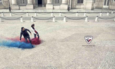 Rossignol Conjures A Dreamlike Paris For #URBANESCAPE Campaign