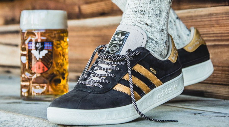 Celebrate Oktoberfest With Beer-Resistant Adidas Sneakers