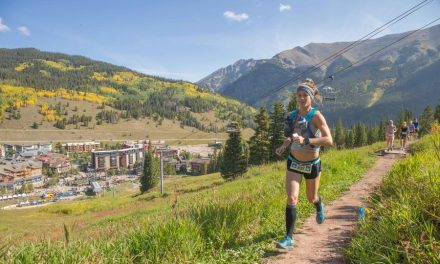 Trail Runners Flock To Copper Mountain For Under Armour Event
