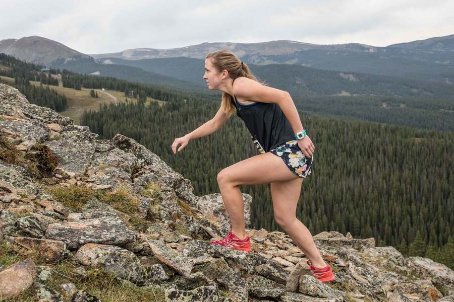 UA Mountain Running Series