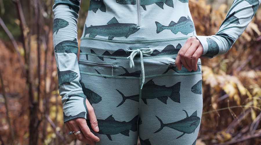 Item Of The Day: Airblaster Merino Ninja Suit