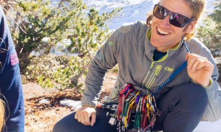 Outdoor Research Partners With Locally