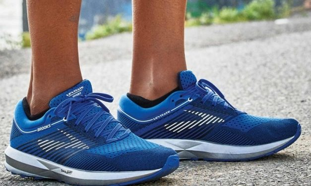 Item Of The Day: Brooks Amps Up The Energy With Levitate