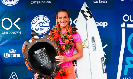Dakine Grows Surf Team With Top Female Athletes
