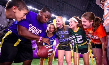 NFL FLAG-In-Schools Program Expands