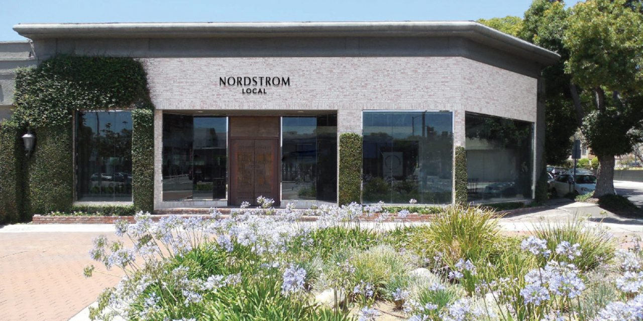 Nordstrom Mini-Store Swaps Clothes For Beer, Wine And Manicures