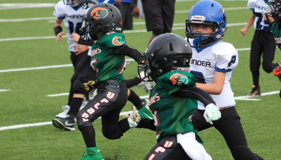 Study: Youth Football Can Impact Brain Development