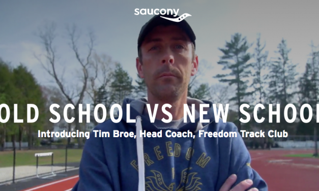 Saucony Launches Freedom Track Club