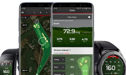 TaylorMade Partners WithSamsung