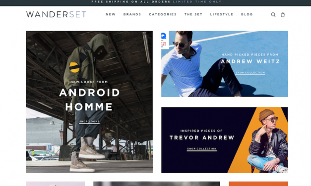 Karmaloop Founder Launches Wanderset.com