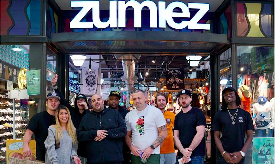zumiez focuses on culture and newness sgb online