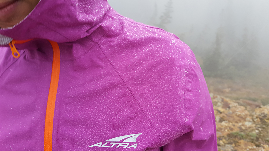 Item Of The Day : Altra Footwear's New Waterproof Jacket And Shoes