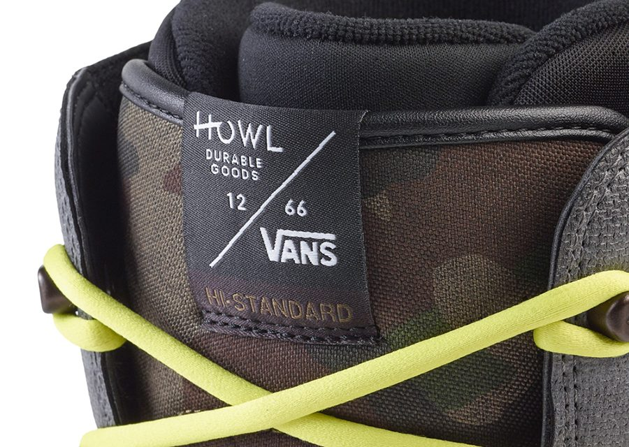 Collab: Vans x Darrell Mathes, Co-Founder Of HOWL