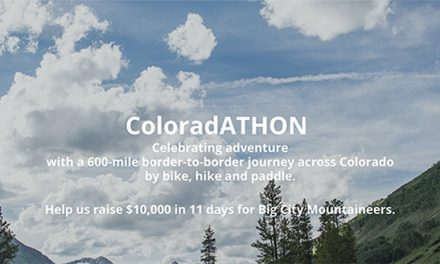 ColoradATHON T-Shirt Artist Katherine Homes