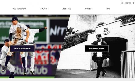 New Era Launches First E-Commerce Site