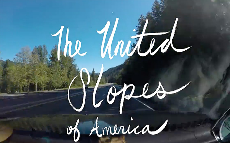 United Slopes Of America With Desiree Melancon