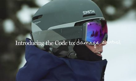 Item Of The Day: Smith Code Helmet