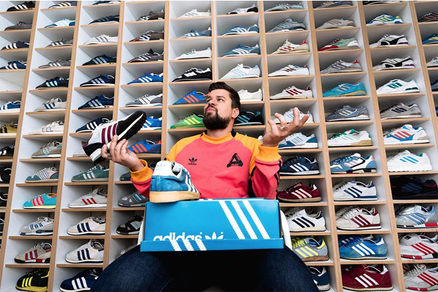 Adidas Connoisseur