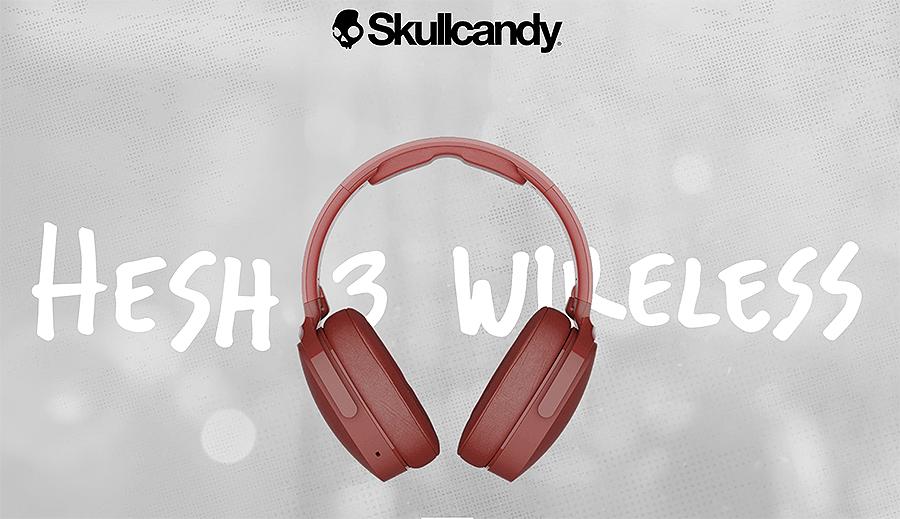 Item Of The Day: Skullcandy Hesh 3 Wireless