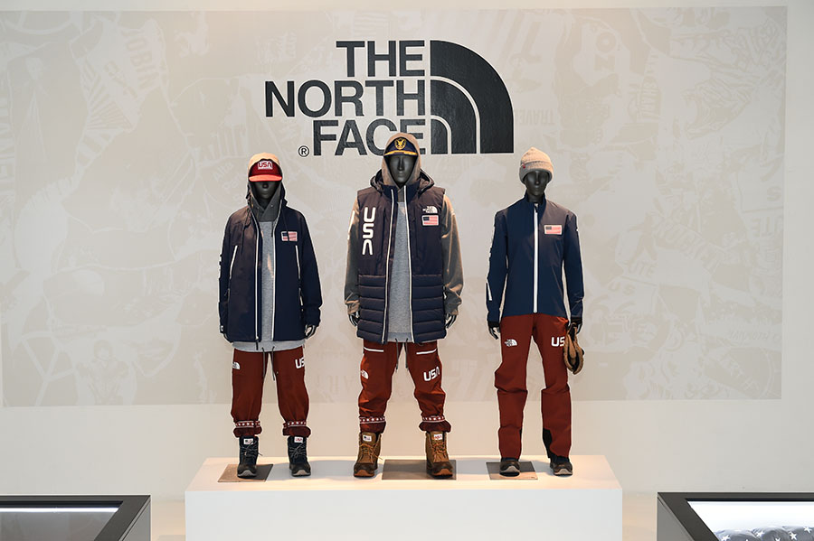 The North Face Brings Customization To U.S. Freeski Uniforms