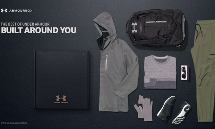 Under Armour First-Ever Subscription Box