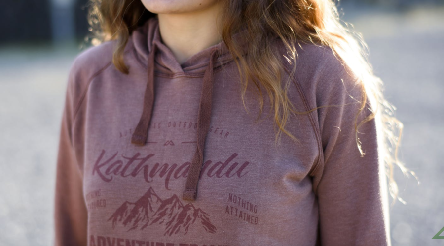 Kathmandu Utilizes Plant-Based Dyes For EarthColours Hoodie Capsule
