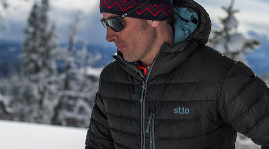 Stio Hometown Hooded Down Jacket