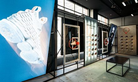 Nike Opens LeBron 15 Pop-Up In Cleveland